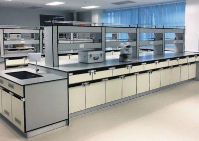 Laborräume
